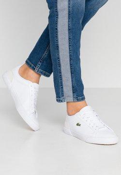 Lacoste - LEROND  - Sneakersy niskie - white