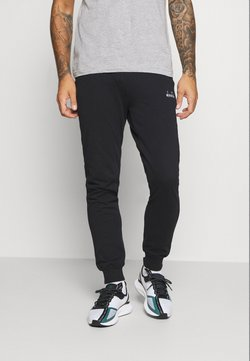 Diadora - CUFF PANTS CORE LIGHT - Jogginghose - black