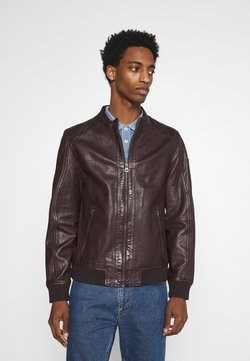 Gipsy - GRAHAN  - Leather jacket - brown