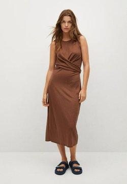 Mango - TIM-H - Sukienka letnia - brun