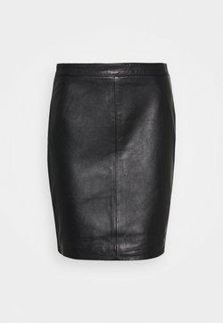 Object Tall - OBJCHLOE SKIRT - Pencil skirt - black