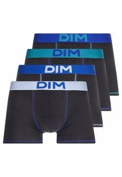DIM - MIXANDCOLOR 3 PACK - Shorty - NOIR BLEU CIEL/NOIR CT AZUR/NOIR BLEU TURQUOISE/NOIR BLEU INDIGO