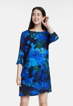 Desigual - TENNESSEE - Robe d'été - blue