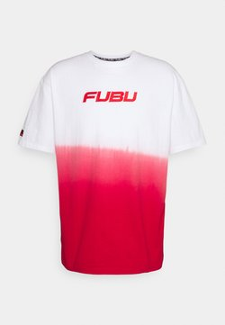 FUBU - CORPORATE  - T-Shirt print - white