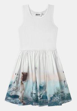 Molo - CASSANDRA - Korte jurk - white
