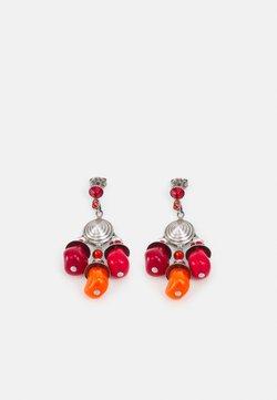 Konplott - CANDYCAL - Orecchini - red/orange