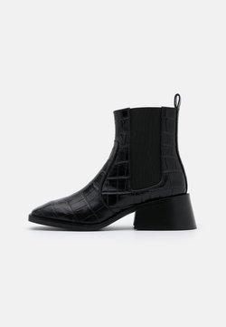 Pavement - Korte laarzen - black