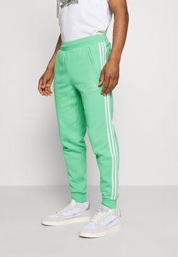 adidas Originals - STRIPES PANT - Jogginghose - semi screaming green