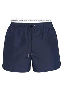 Calvin Klein Swimwear - DOUBLE - Bañador - blue