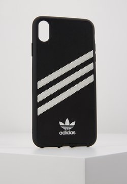 adidas Originals - ADIDAS OR MOULDED CASE IPHONE XS MAX - Kännykkäpussi - black / white