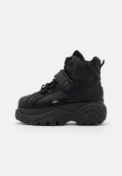 Buffalo London - Sneakers hoog - black