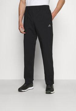adidas Golf - PROVISIONAL PANT - Tygbyxor - black