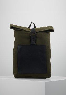Zign - UNISEX - Reppu - oliv/black