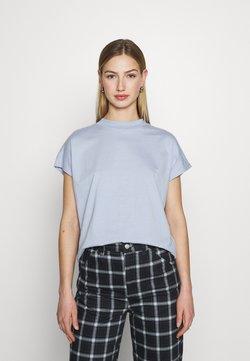 Weekday - PRIME - T-shirt basic - lilac