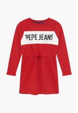 Pepe Jeans - AURORA - Freizeitkleid - royal red