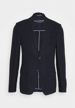 Bruun & Stengade - NAPLES SLIM - Blazer jacket - navy