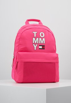 Tommy Hilfiger - KIDS BACKPACK - Reppu - pink