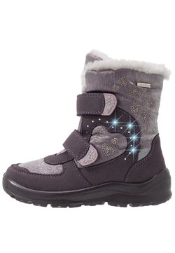 Lurchi - KIMMI-SYMPATEX - Snowboot/Winterstiefel - aubergine