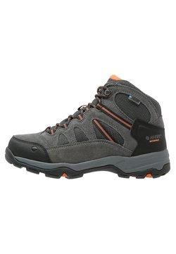 Hi-Tec - BANDERA II WP  - Scarpa da hiking - charcoal/graphite/burnt orange