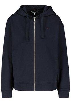 Tommy Hilfiger - veste en sweat zippée - marine