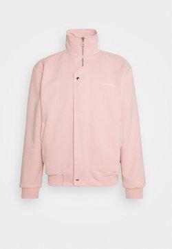 Martin Asbjørn - CAMERON - Bomber Jacket - silver-pink