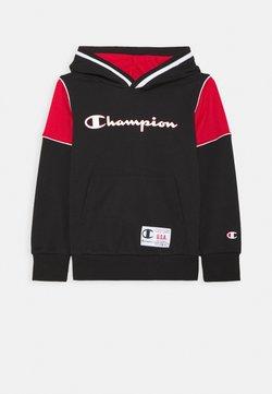 Champion - BASKET GAME HOODED UNISEX - Bluza - black