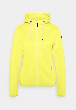 Icepeak - ADRIAN - Fleecejacke - yellow