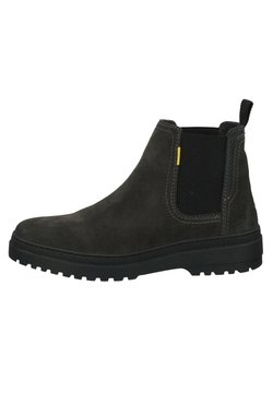 camel active - Stiefelette - dark grey