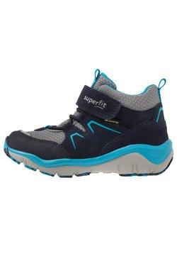 Superfit - SPORT - Stiefelette - blau/grau