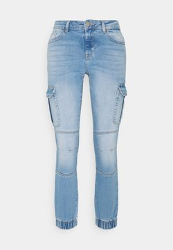 ONLY - ONLMISSOURI LIFE - Jeans Relaxed Fit - light blue denim