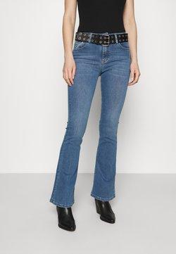 LOIS Jeans - RAVAL - Flared Jeans - triple stone