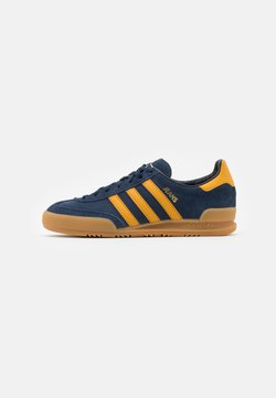 adidas Originals - TERRACE SPORTS INSPIRED SHOES - Sneaker low - collegiate navy/legend gold