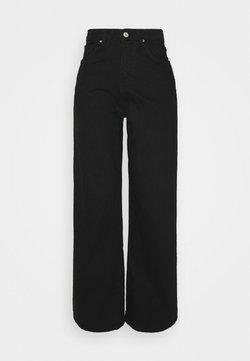 Trendyol - Relaxed fit -farkut - black