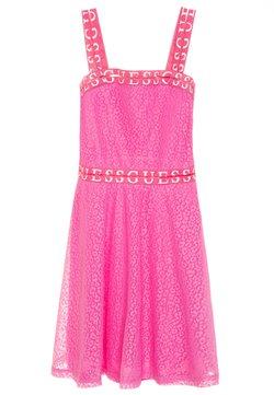 Guess - JUNIOR DRESS - Cocktailkleid/festliches Kleid - pop pink