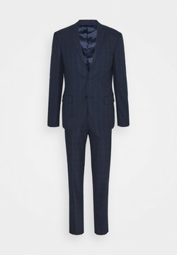 Bertoni - ANDERSON JEPSON SUIT - Suit - blue