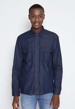 TOM TAILOR DENIM - Shirt - blue rinse denim