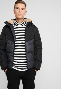 TOM TAILOR DENIM - HEAVY PUFFER JACKET - Winterjacke - grey
