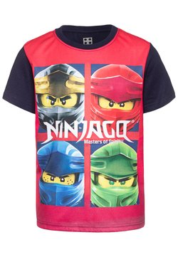 LEGO Wear - T-shirt print - red
