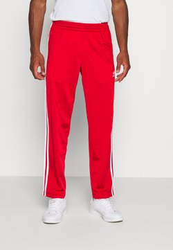 adidas Originals - Jogginghose - scarle/white