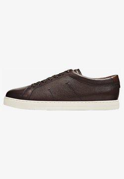 Massimo Dutti - Sneaker low - brown