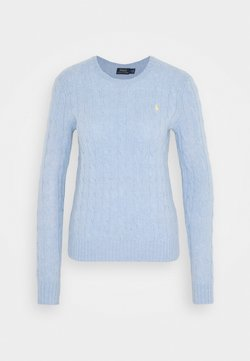 Polo Ralph Lauren - JULIANNA  - Neule - blue heather