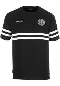 UNFAIR ATHLETICS - T-Shirt print - black