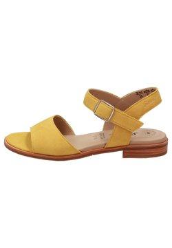 Sioux - COSINDA  - Sandales - gelb