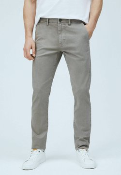 Pepe Jeans - CHARLY - Chino - mottled beige