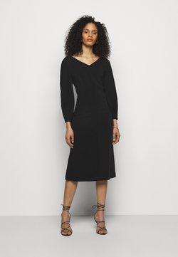 Alberta Ferretti - DRESS - Sukienka etui - black