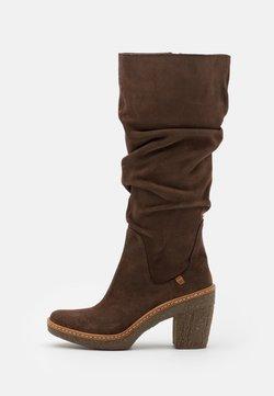 El Naturalista - HAYA - Laarzen met hoge hak - brown