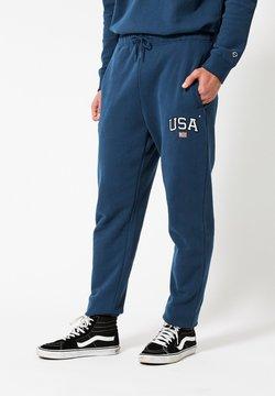 America Today - CURT - Jogginghose - kobalt