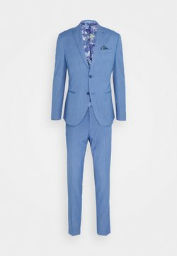 Isaac Dewhirst - SUIT - Costume - blue