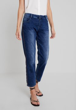 Blue Seven - DA BOYFRIEND - Straight leg jeans - dark blue