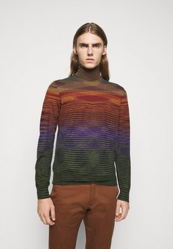 Missoni - LONG SLEEVE CREW NECK - Trui - multi coloured